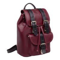 Женский кожаный рюкзак Blackwood Handa Burgundy