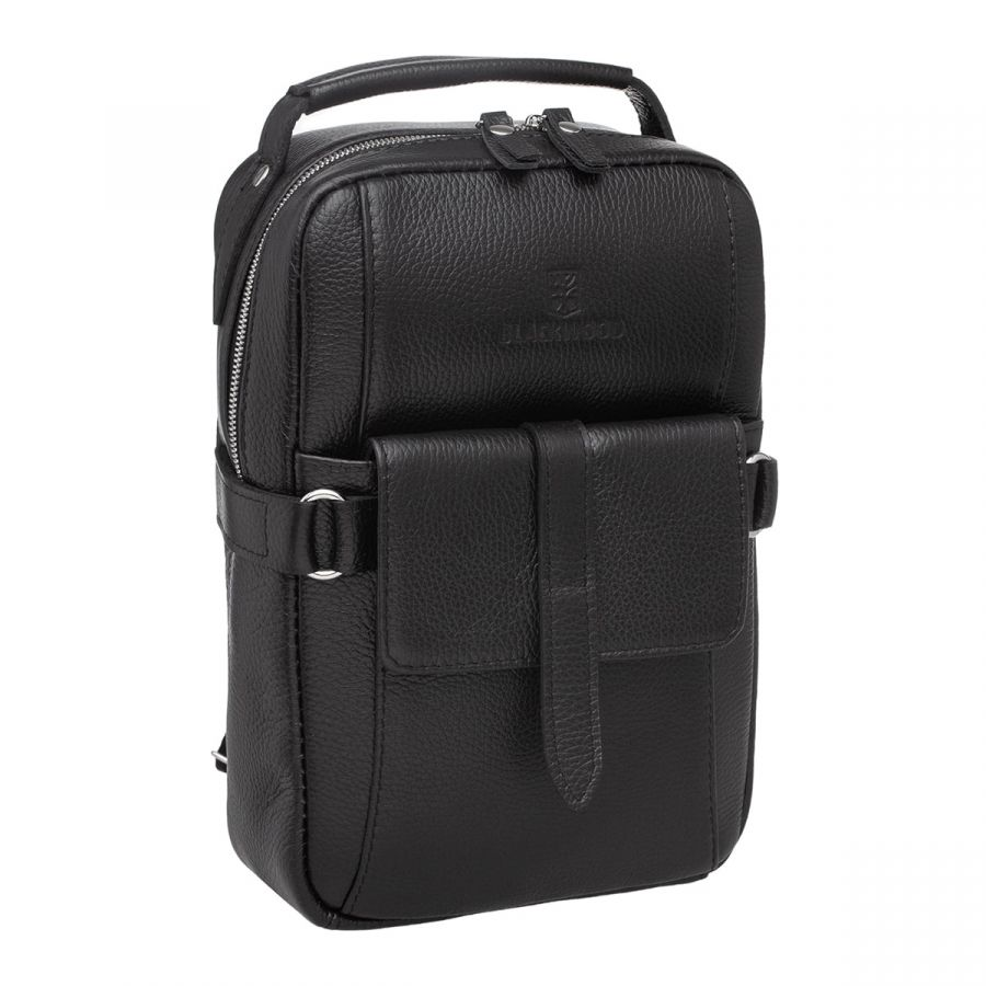 Рюкзак с одним плечевым ремнем Blackwood Calton Black