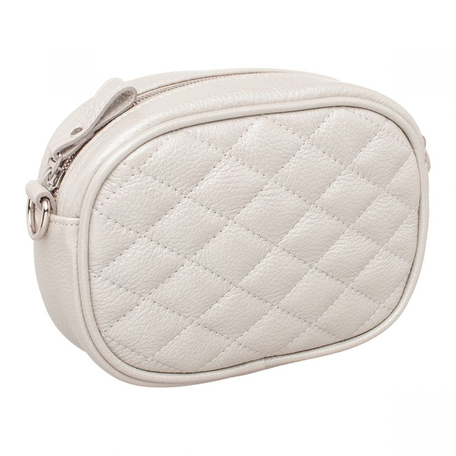 Женская сумка трансформер Blackwood Lalur Silver White