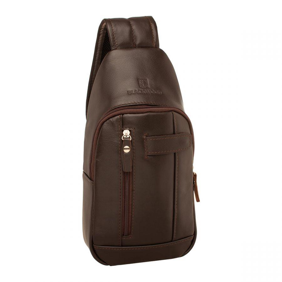 Рюкзак с одним плечевым ремнем Blackwood Jews Brown