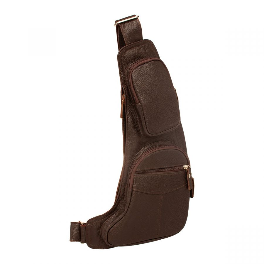 Рюкзак с одним плечевым ремнем Blackwood Oban Brown