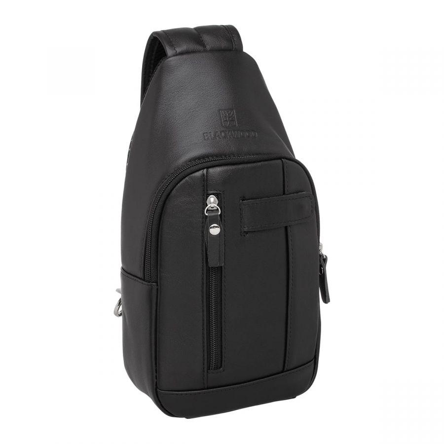 Рюкзак с одним плечевым ремнем Blackwoodе Jews Black