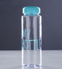 "Бутылка для воды ""My bottle"", 500 мл, 7х19 см"