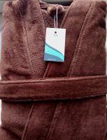 Мужской махровый халат 72 размера