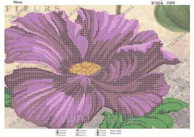 ЮМА ЮМА-3368 Нежная схема для вышивки бисером купить оптом в магазине Золотая Игла - вышивка бисером