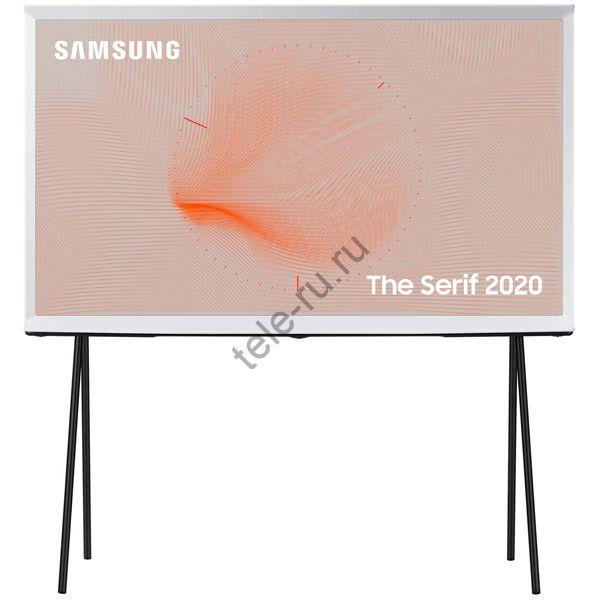Телевизор QLED Samsung The Serif QE43LS01TAU