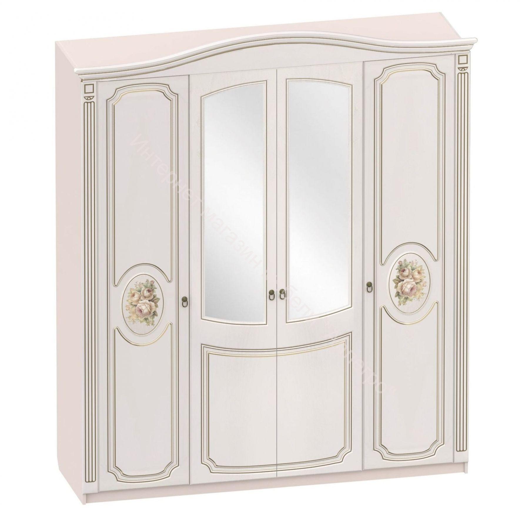 """Шкаф 4х дверный """"Верона"""""""