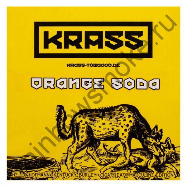 Krass M-Line 100 гр - Orange Soda (Апельсиновая Газировка)