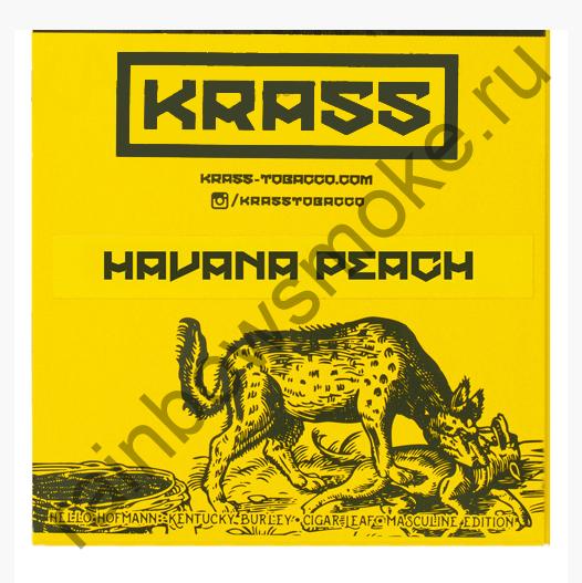 Krass M-Line 100 гр - Havana Peach (Гавана Персик)