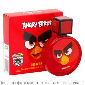 ANGRY BIRDS Red berry.Туалетная вода 50мл для детей, шт