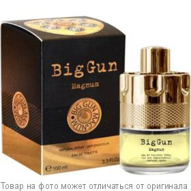 BIG GUN MAGNUM.Туалетная вода 100мл (муж) , шт