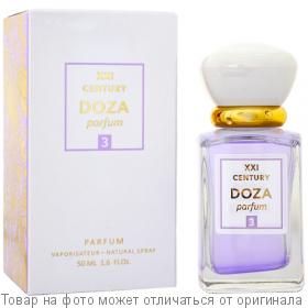 DOZA parfum № 3.Духи 50мл (жен), шт