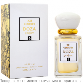 DOZA parfum № 6.Духи 50мл (жен), шт