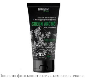 GREEN ARCTIC.Бальзам после бритья тонизирующий эффект 150мл, шт
