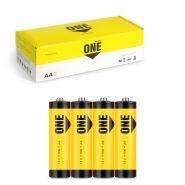 батарейка SMARTBUY ONE R6 (солевые) 4/60/600