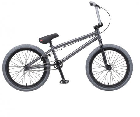 Велосипед BMX Grasshoper 20 графит