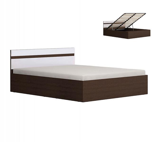 Кровать 1,6 с подъемным механизмом Нэнси/Ника