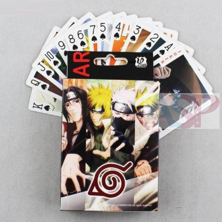 Карты Naruto