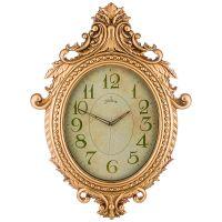 Часы настенные кварцевые 54x73 см размер циферблата 31.9x39.1 см