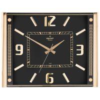 Часы настенные кварцевые 37.1x41.5 см, размера циферблата 32.2x30.5 см