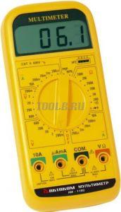 АМ-1180 Мультиметр цифровой АКТАКОМ