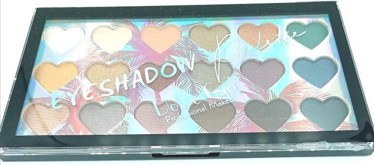 Палетка теней DoDo Girl Eyeshadow Palette B (13200)
