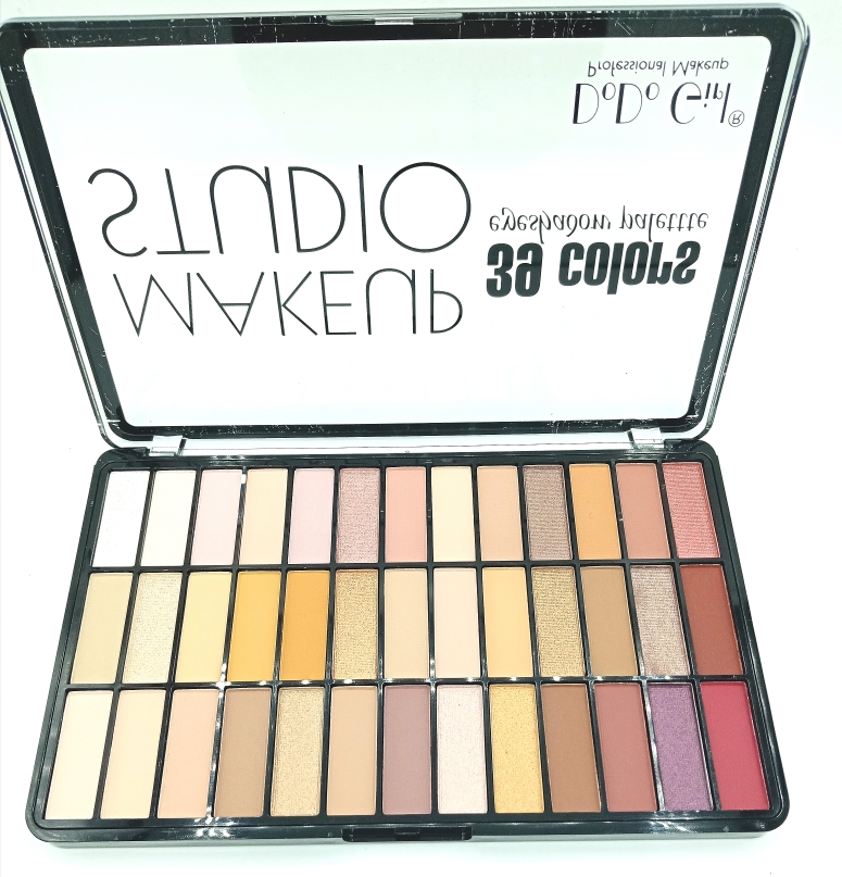 Палетка теней DoDo Girl MakeUp Studio 39 colors A (13200)