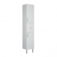 Пенал напольный, 36 см, белый, Oxford, IDDIS, OXF36W0i97
