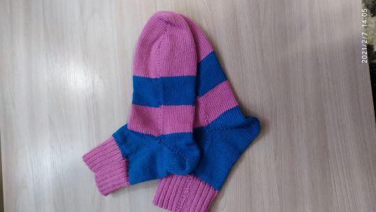 Носки мужские теплые