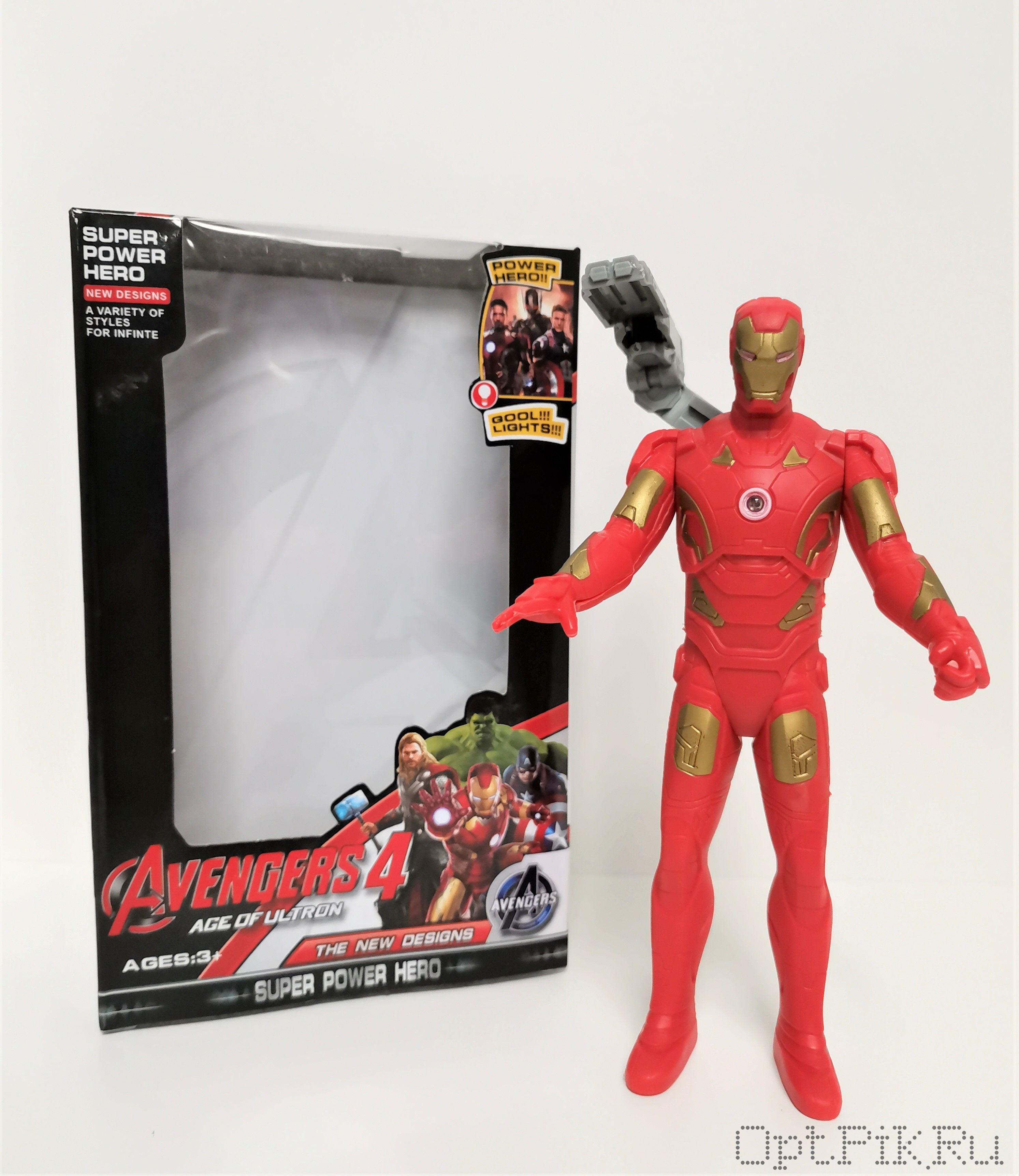 Фигурка Мстители Железный человек 15 см