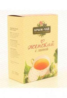 Чай «Женский» с липой 70 гр