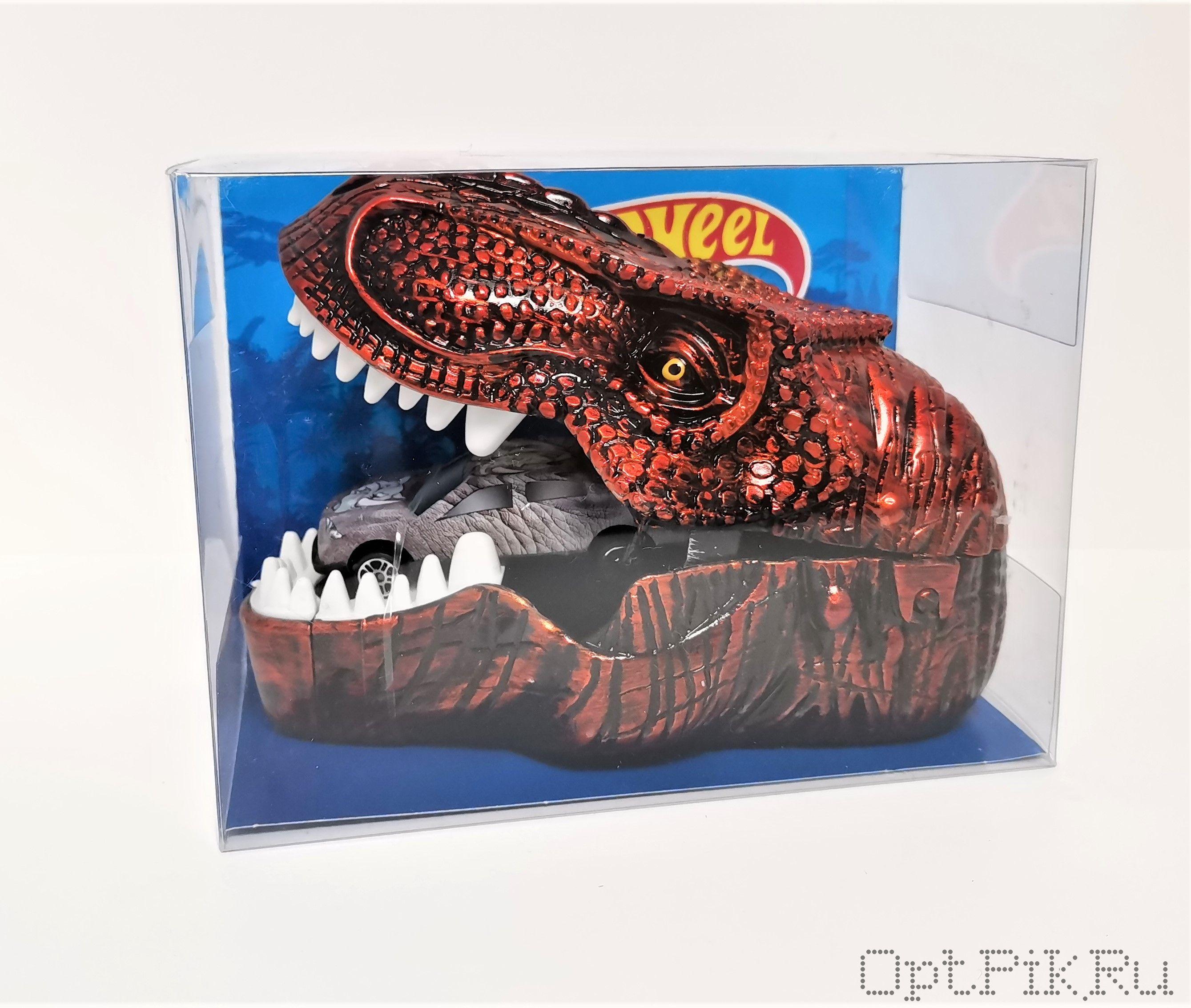 Hot Wheels (Хот Вилс) с Динозавром