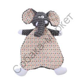 Игрушка Слон шуршащий коврик