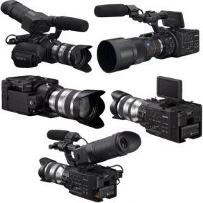 видеокамеру Sony NEX-FS100