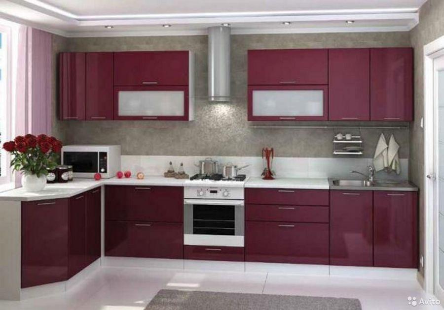 Модульная кухня Техно (Ксения)