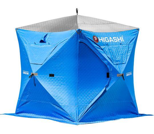 Палатка зимняя HIGASHI COMFORT PRO 180*180*205