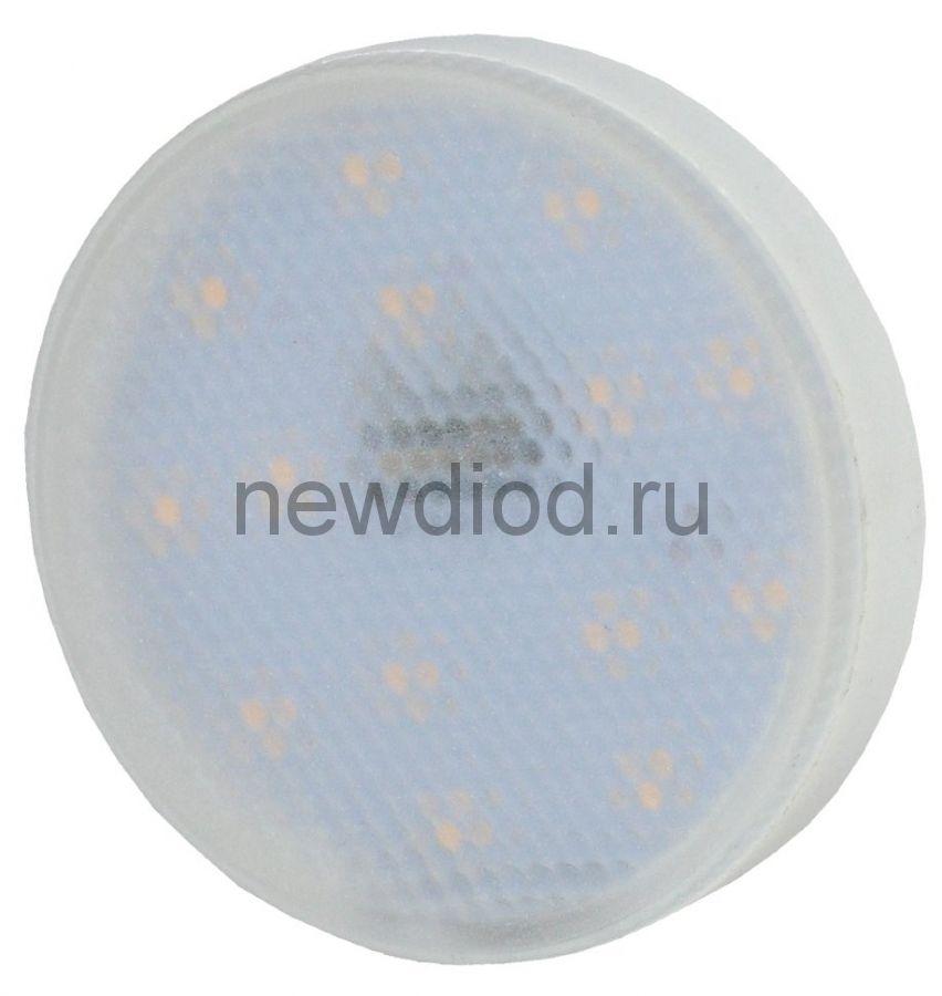 Лампа светодиодная Эра LED GX-12W-840-GX53 (диод, таблетка, 12Вт, нейтр, GX53)