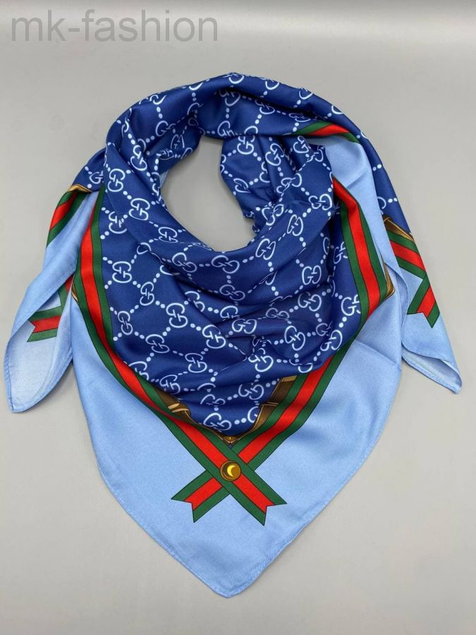 Gucci Платок шелковый