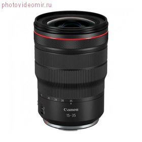 Объектив Canon RF 15-35mm f/2.8L IS USM