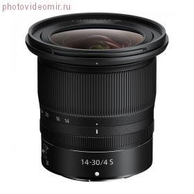 Объектив Nikon Z 14-30mm f/4 S nikkor