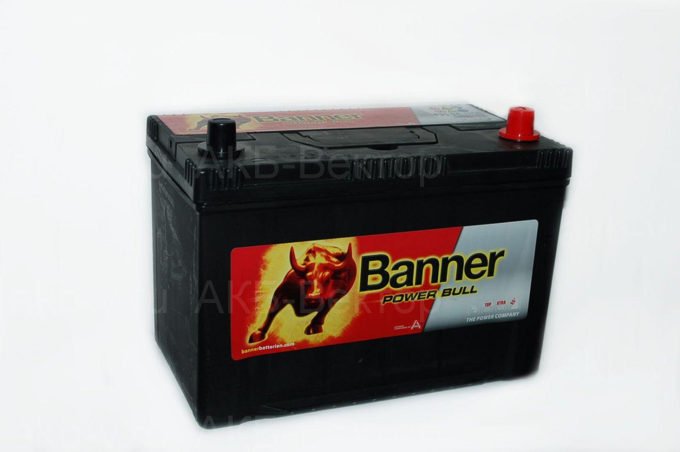 Banner Power Bull JIS 95Aч (P95 04) (P95 05)