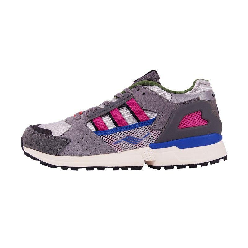 Кроссовки Adidas ZX 10,000 C серые