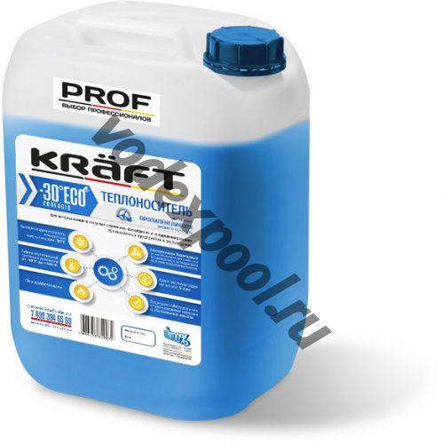 Теплоноситель KRAFT-30C PROF ECO 10 кг