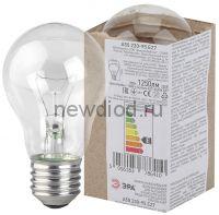 Лампа накаливания  ЭРА A50 (груша) 95Вт 230В Е27 в гофре