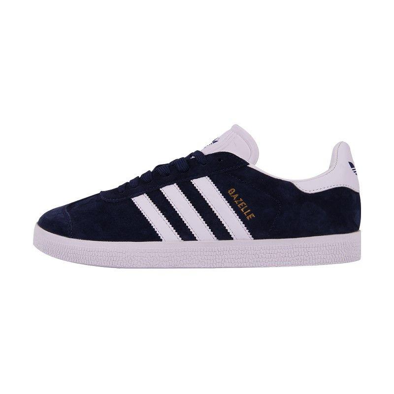 Кроссовки Adidas Gazelle темно-синие