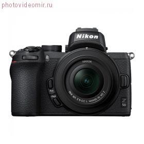 Цифровая фотокамера Nikon Z50 Kit 16-50mm f/3.5-6.3 VR