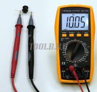 АМ-1083 АКТАКОМ Мультиметр цифровой - измерение индуктивности фото