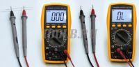 АМ-1083 АКТАКОМ Мультиметр цифровой - прозвонка цепи фото