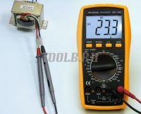 АМ-1083 АКТАКОМ Мультиметр цифровой - измерение напряжения переменного тока фото