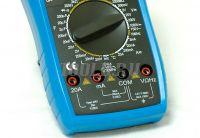 АМ-1083 АКТАКОМ Мультиметр цифровой - измерительные терминалы фото